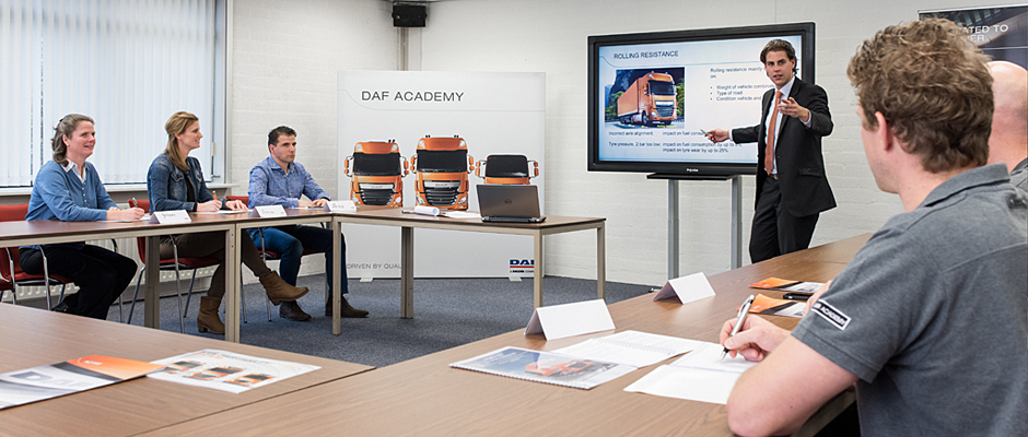 DAF-Driver-Academy-driver-training