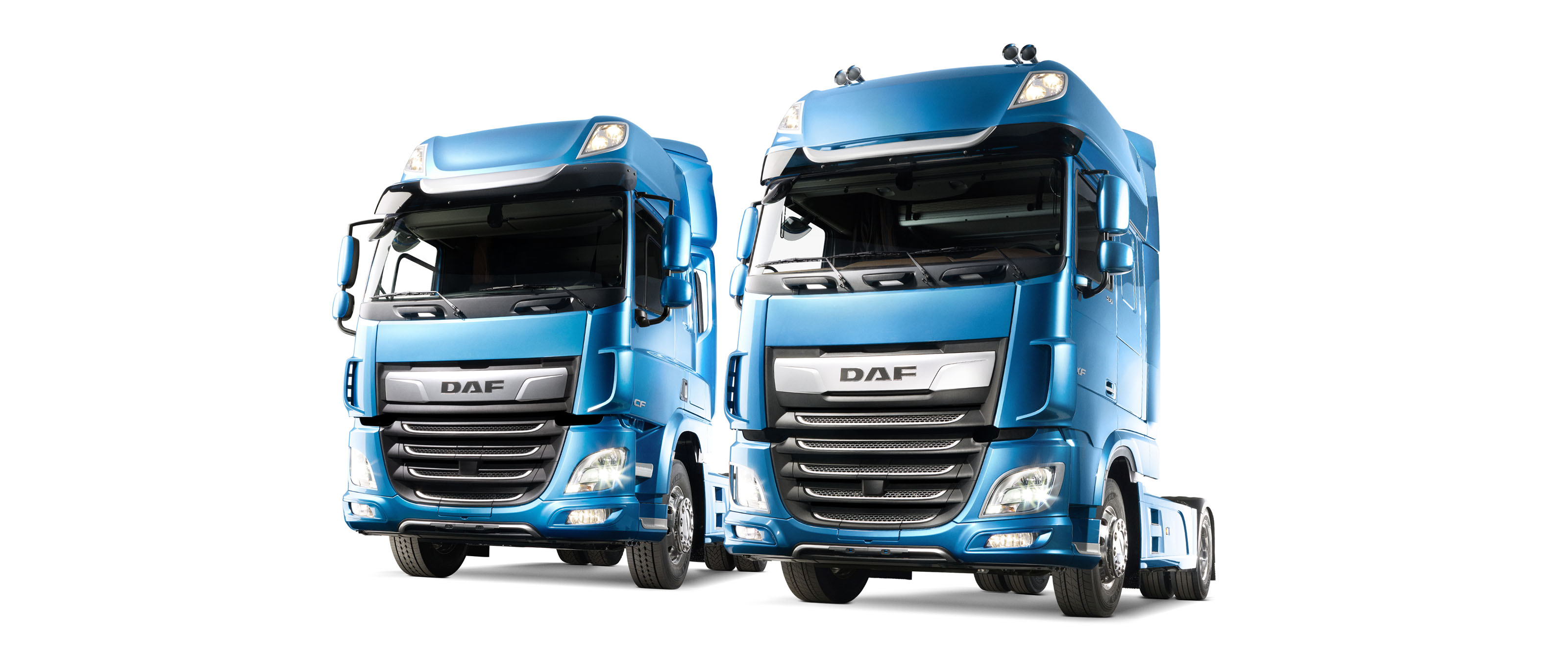 DAF New XF and CF