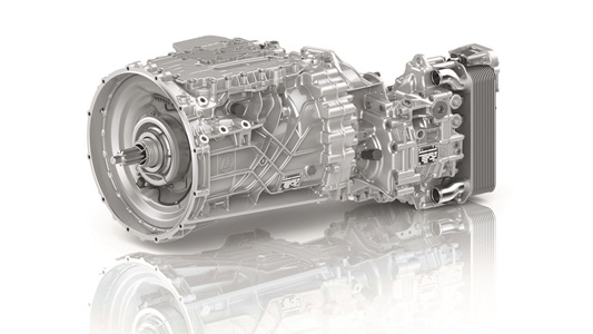 DAF TraXon automated gearbox
